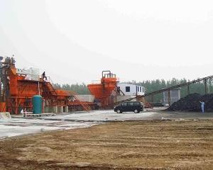 黑龙江裕盛玖安公司洗煤设备
