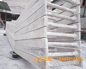 金属矿山井筒梯子间多采用金属材料分析