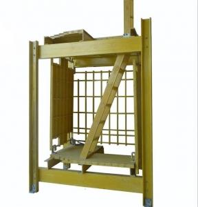 矿井玻璃钢梯子间