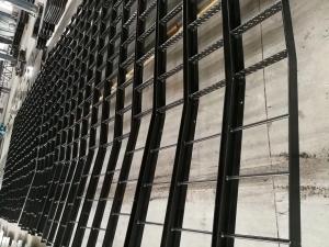 聚脲涂层聚氨酯梯子间